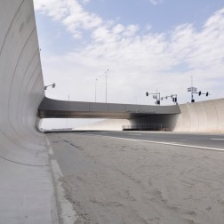 Dune Viaducts - Road view (3)