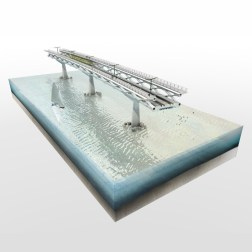 Kruunusillat Bridge - Section deck transition (2) 705px