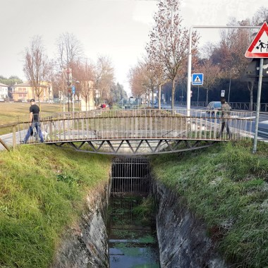 Footbridge OVS - Rendering