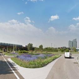 Roundabout OVS - Landscape