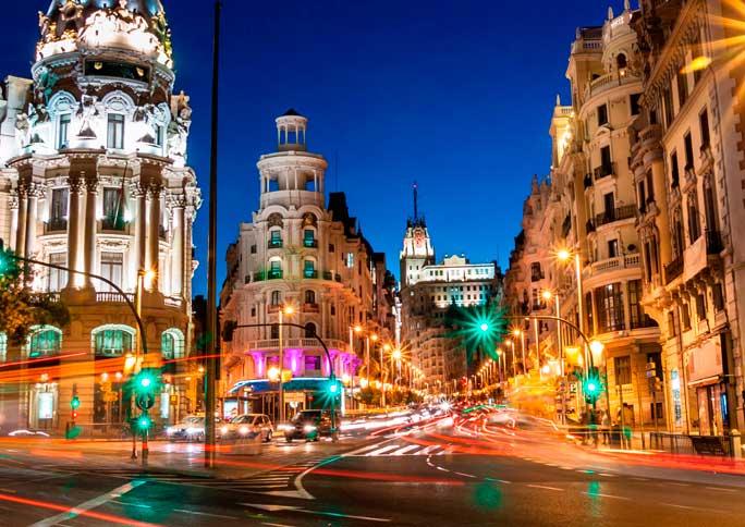 Descubra que capital da moda combina com cada signo - Capricórnio - Madri