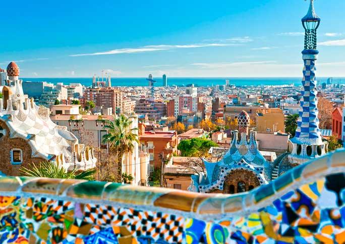Descubra que capital da moda combina com cada signo - Libra - Barcelona