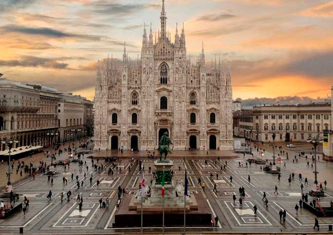 Descubra que capital da moda combina com cada signo - Virgem - Milão