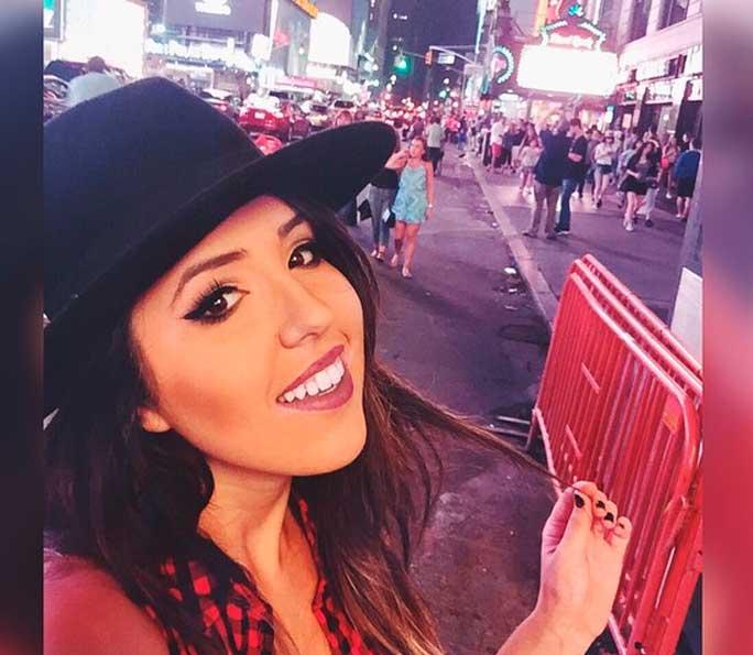 Por que eu me apaixonei por Nova York? Times Square