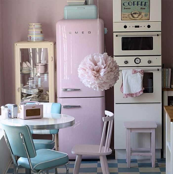 Inspiração: Candy Color na decoração