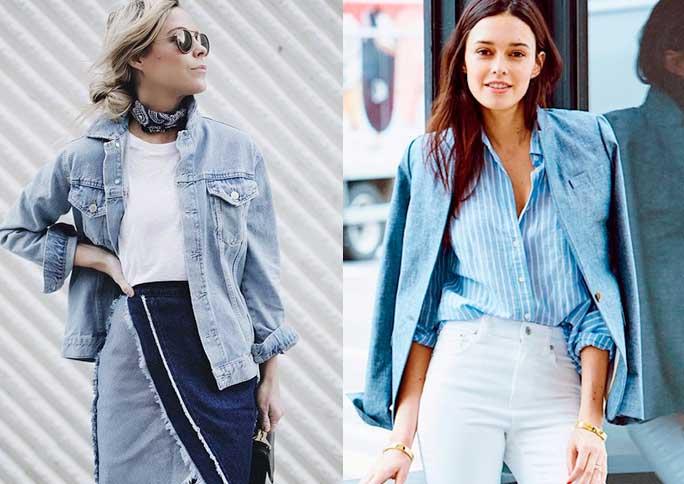 As melhores ideias de looks da semana - Jeans
