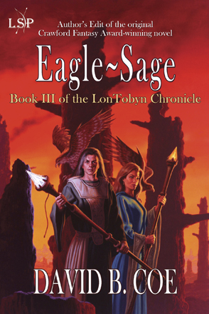 Eagle-Sage, by David B. Coe