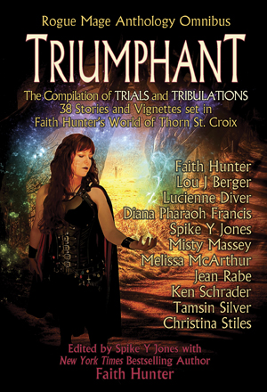 Triumphant, Rogue Mage Anthology Omnibus