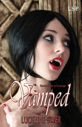 VAMPED, by Lucienne Diver
