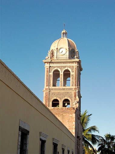 Misión de Nuestra Señora de Loreto Conchó in Loreto, Mexico.
