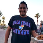 Paco, Rock Chalk Jayhawk and Tasty Tequila