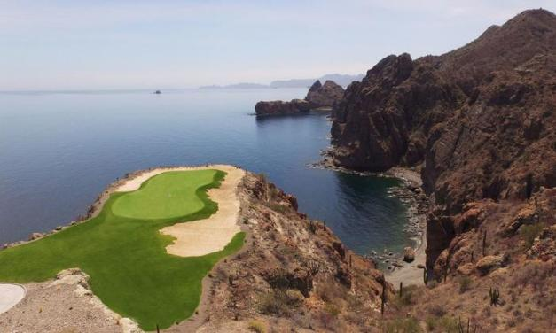A New Golf Course in Loreto Area is Now Open