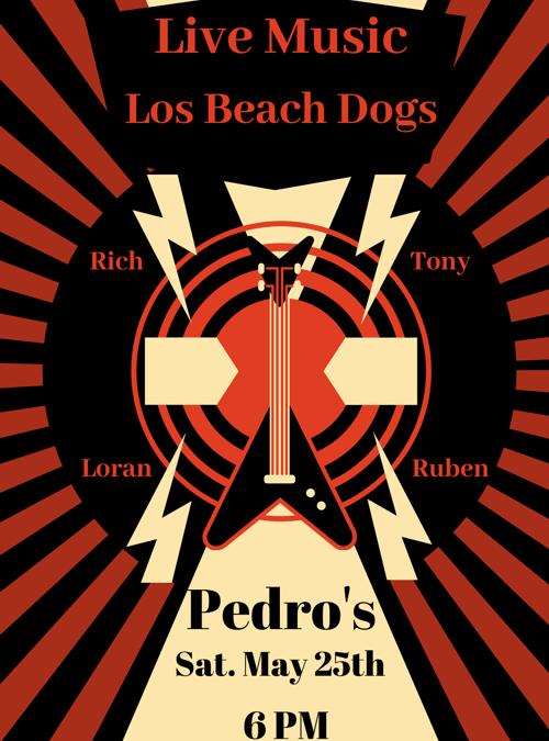 Los Beach Dogs Goodbye at Pedro's