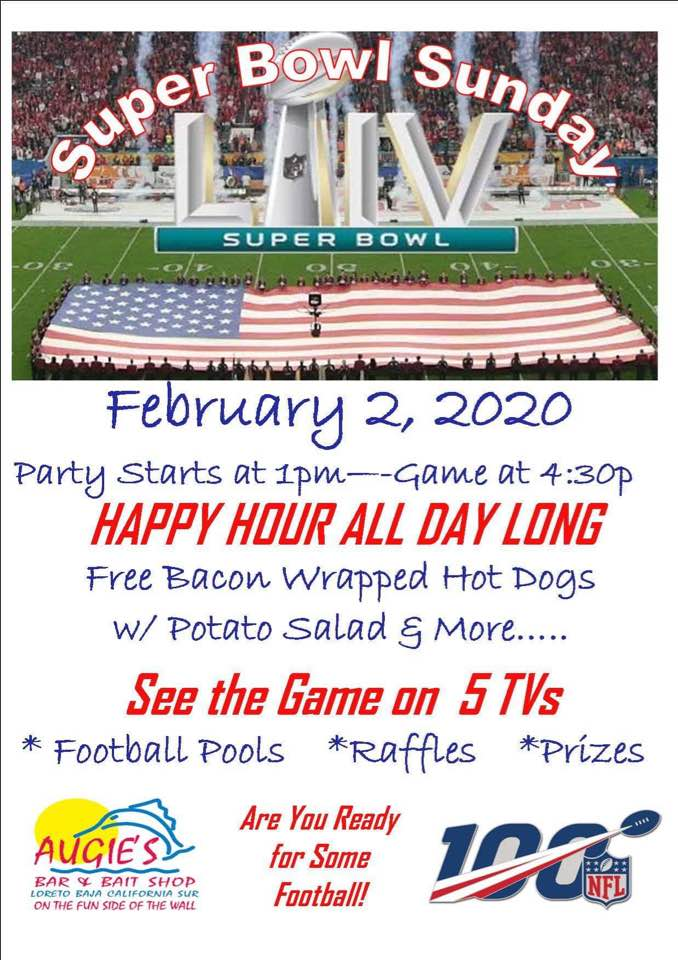 Super Bowl Augie's