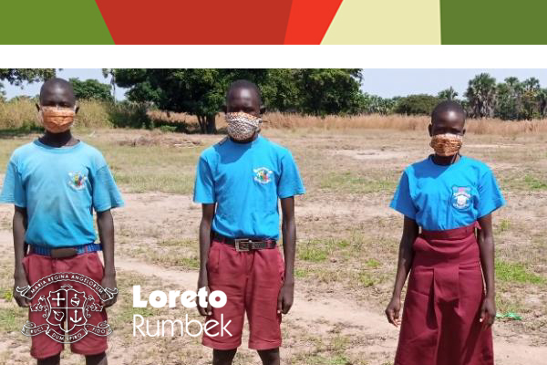 Loreto Rumbek October 2020 newsletter