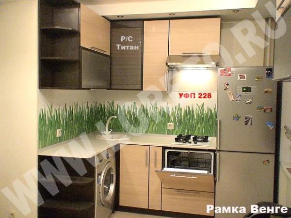 Планировка кухни 6 кв. м фото: идеи и дизайн в маленькой ...