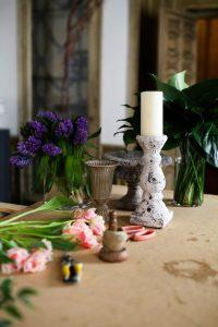 Loreto Aycuens flores eventos y bodas
