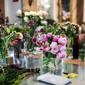 Estudio floral Loreto Aycuens floristería chamberí madrid