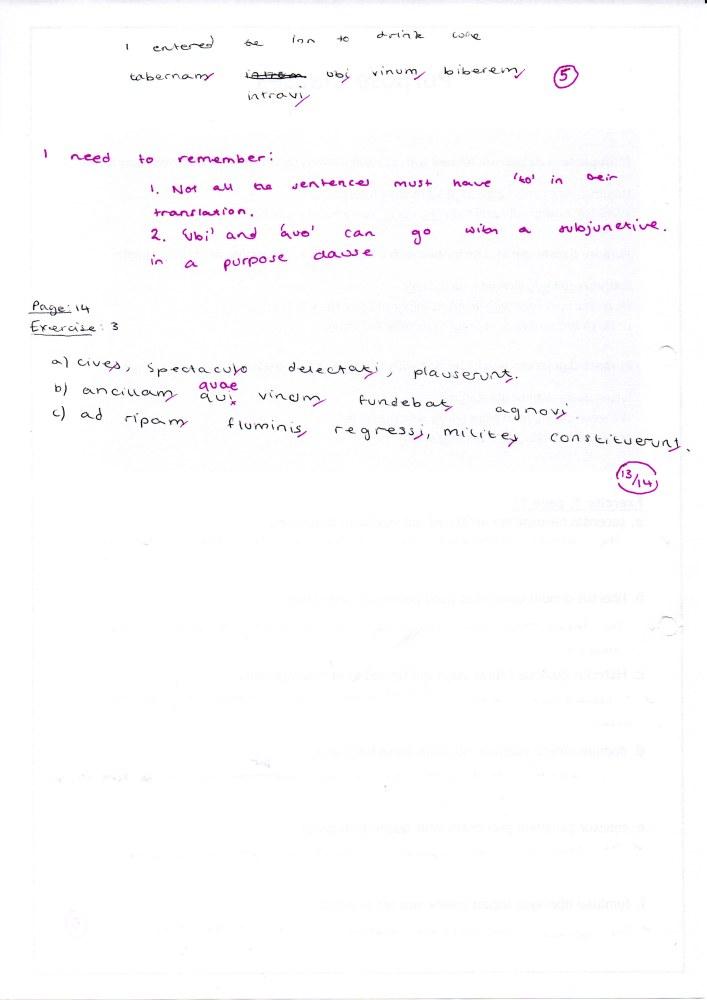 On the Level # 6 - Less marking, more DIRT, better progress (2/6)