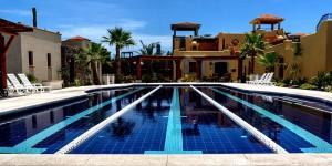 Loreto Bay Mexico Founder's Neighborhood Lap Pool