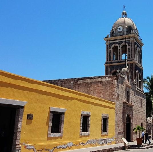 Misión de Nuestra Señora de Loreto Conchó was founded in 1697.