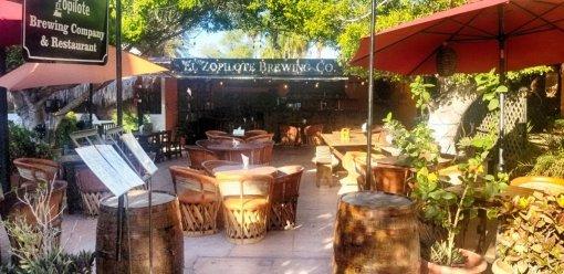 El Zopilote Brewery & Cocina