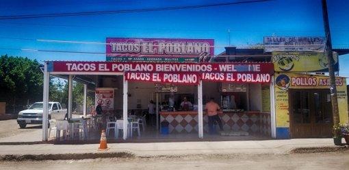 Taqueria Los Poblanos