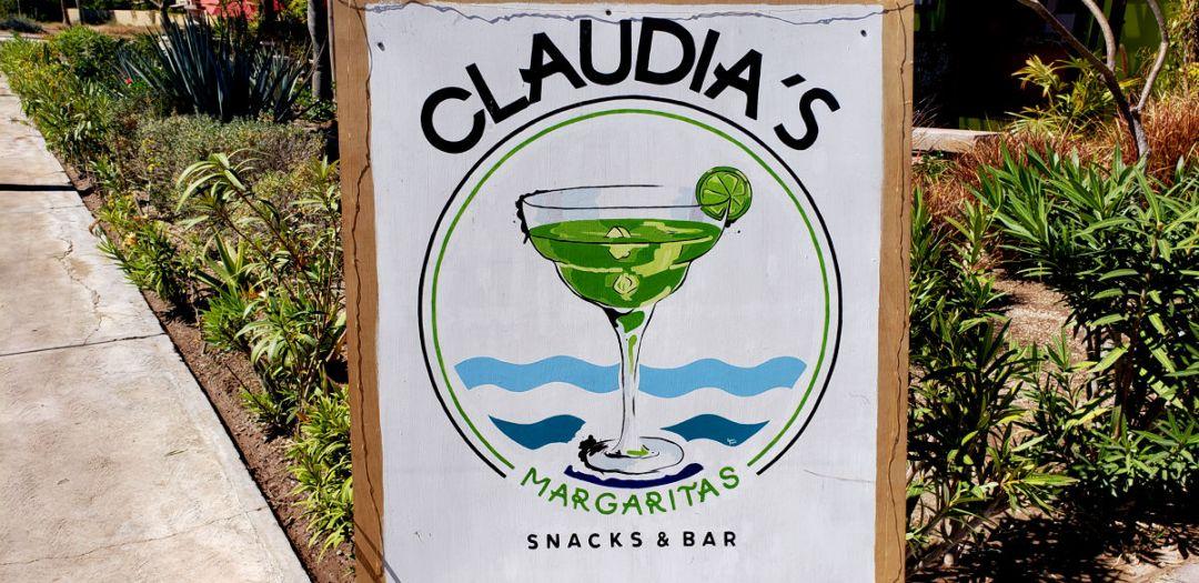 Claudia's Margaritas Snacks & Bar