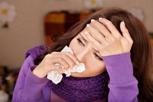 Ушная боль при простуде