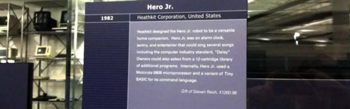 Hero Jr. Description