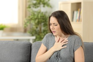 Gripping chest from anxiety. Anxiety treatment that doesn't make you sleepy.
