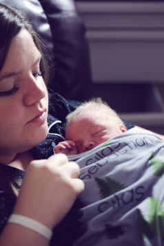 Severe chronic depression postpartum interferes with bonding between mother and child.