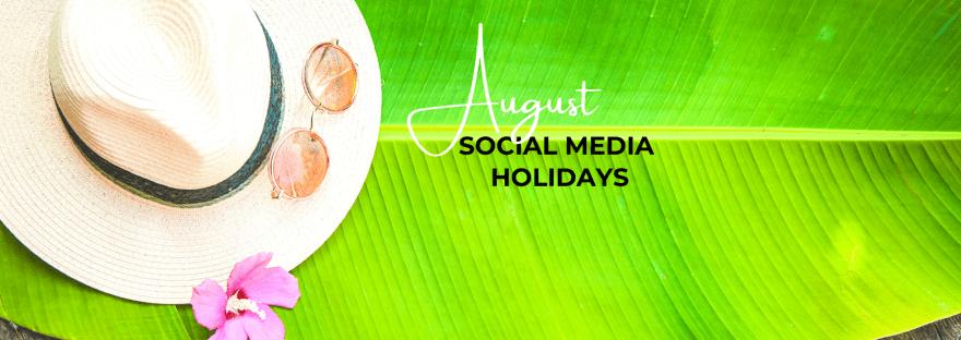 social media holidays