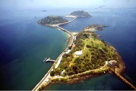 Islas de Fuerte Amador