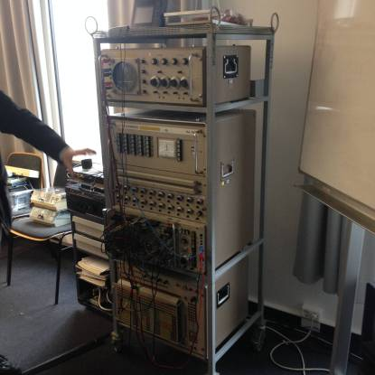 Signal Lab: a perfectly functioning analog computer from 1974