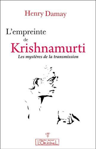 L empreinte de krishnamurti