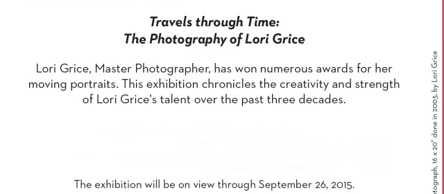 """""""The Photography of Lori Grice"""" opens Friday at the Averitt Center for the Arts"""