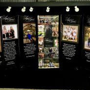 Kiwanis Fair Booth features Lori Grice's Clients Testimonials