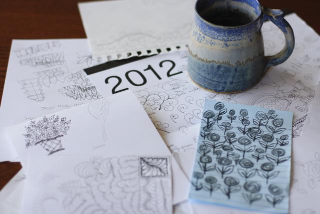 Paper Doodles 3