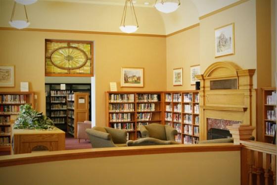 Stillwater Public Library010