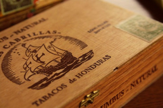 Every Day Art, Cigar Boxes