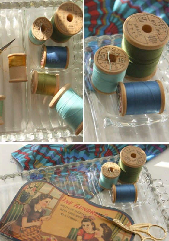 Vintage Threads, SewingSupplies