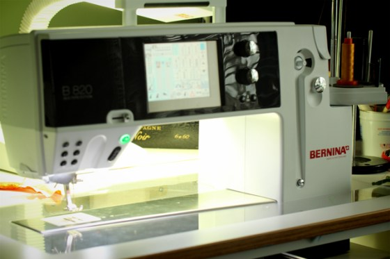 Bernina 820-Quilter's Edition