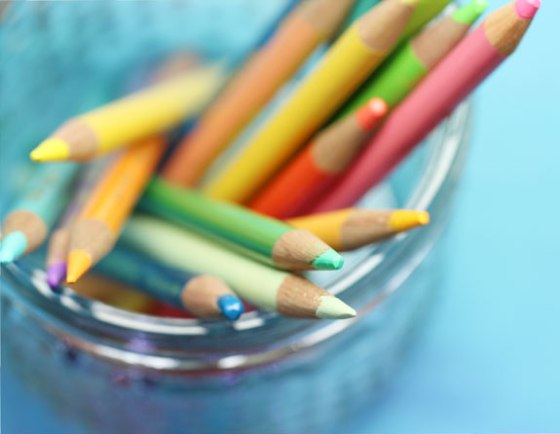 Colored Pencils, Images, Photography