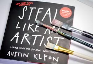 Steal Like an Artist, Austin Kleon