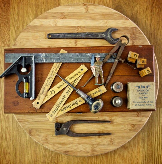 Vintage Tools, Father's Day