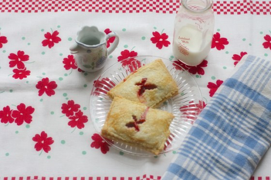 Strawberry Hand Pies, King Arthur Flour