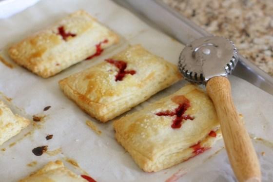 Strawberry Hand Pies, King Arthur Flour