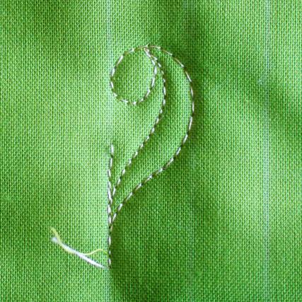 Picot-Edged Ribbon