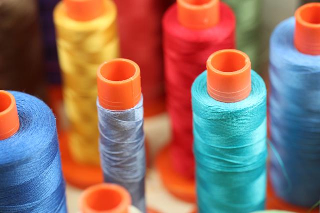 Sulky, Aurifil, Threads